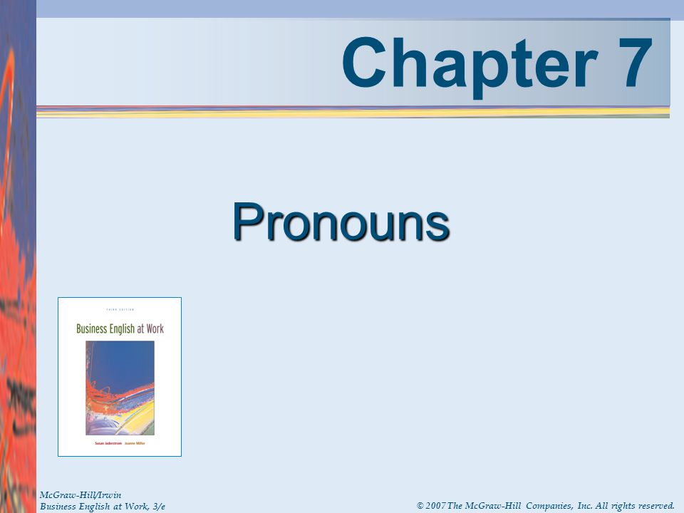 Definition of a Pronoun A pronoun is a word that substitutes for a noun.