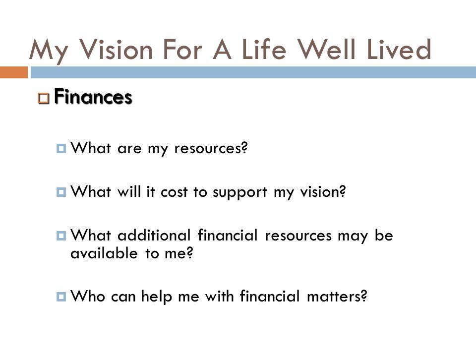  Healthcare & Respite  Will I have access to private health insurance.