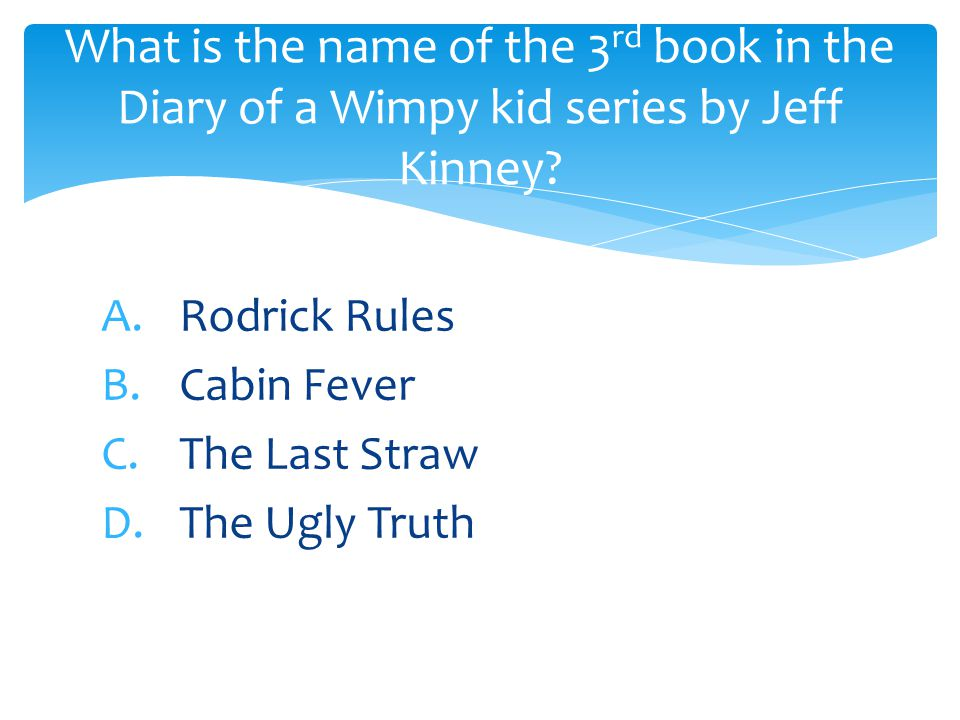 A.Tillings B.Edwards C.James D.Remorso What is Desperaux's last name in The Tale of Desperaux by Kate Dicamillo?