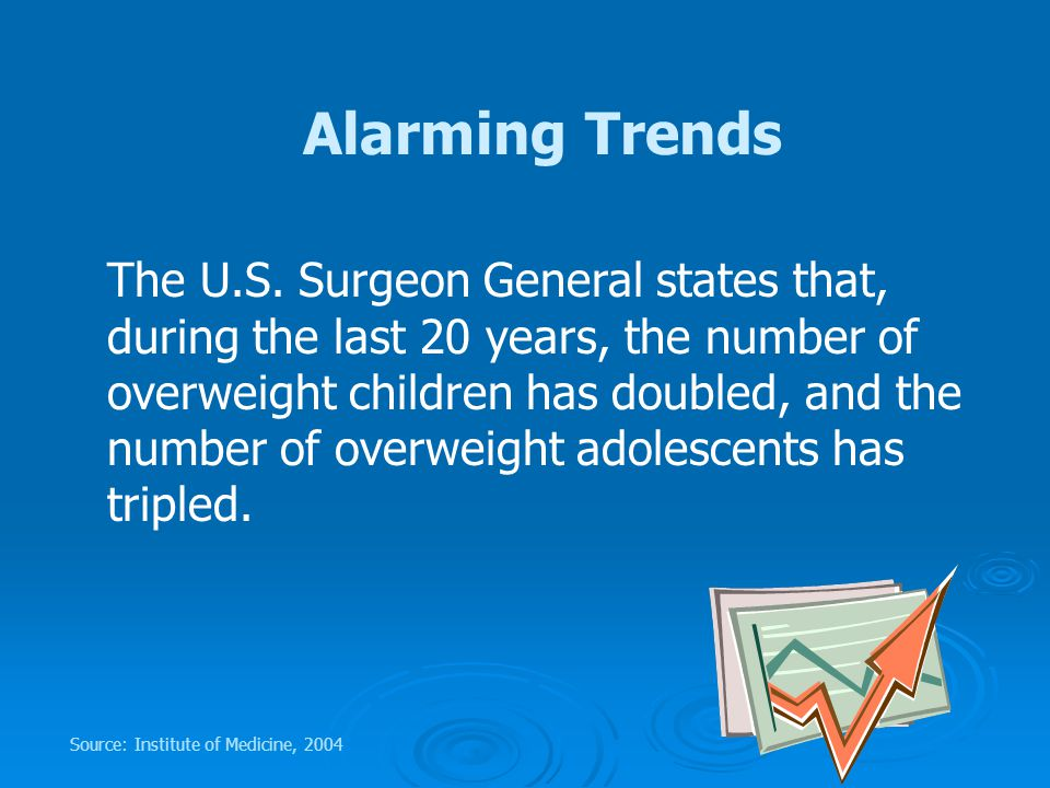 Alarming Trends The U.S.