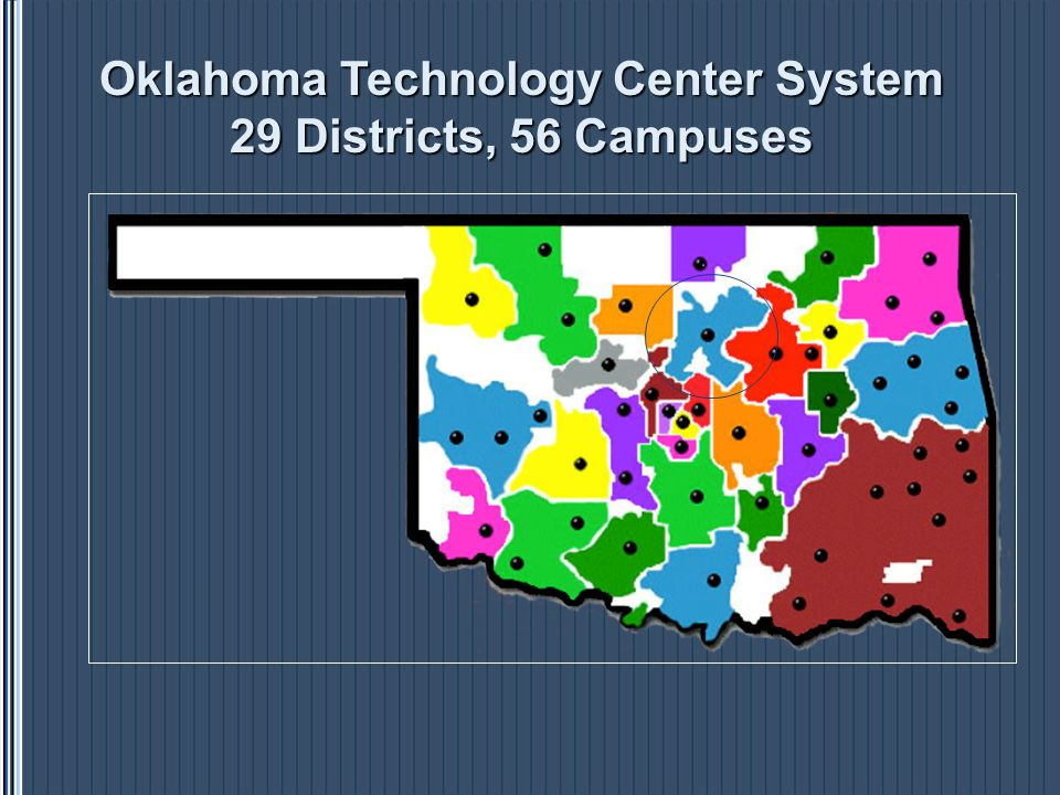 Meridian Technology Center District 10 school districts 5 counties 900+ sq. miles