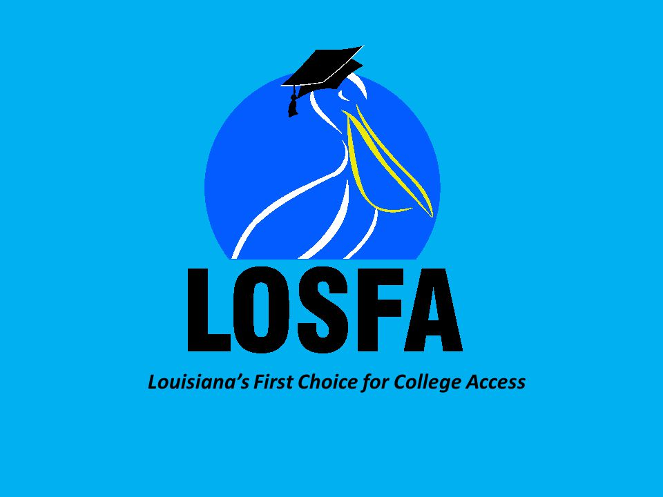 Louisiana's First Choice for College Access
