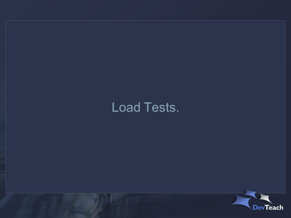 Load Tests.