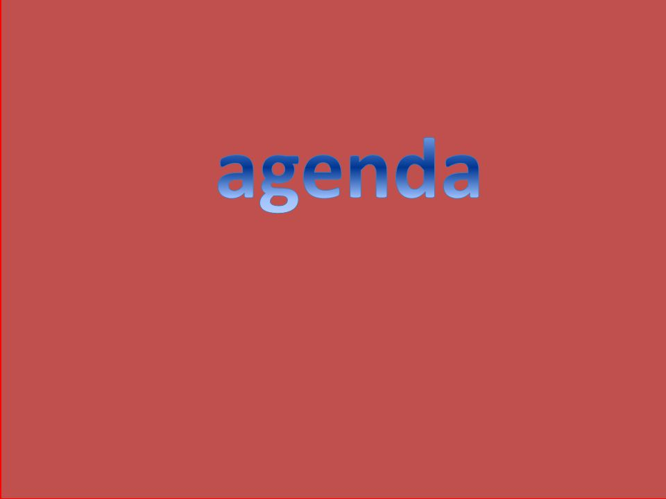 A solid agenda will......guide your team's decision making...