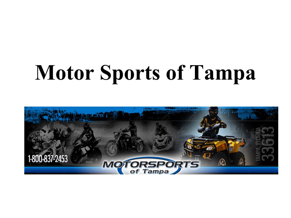 Motor Sports of Tampa