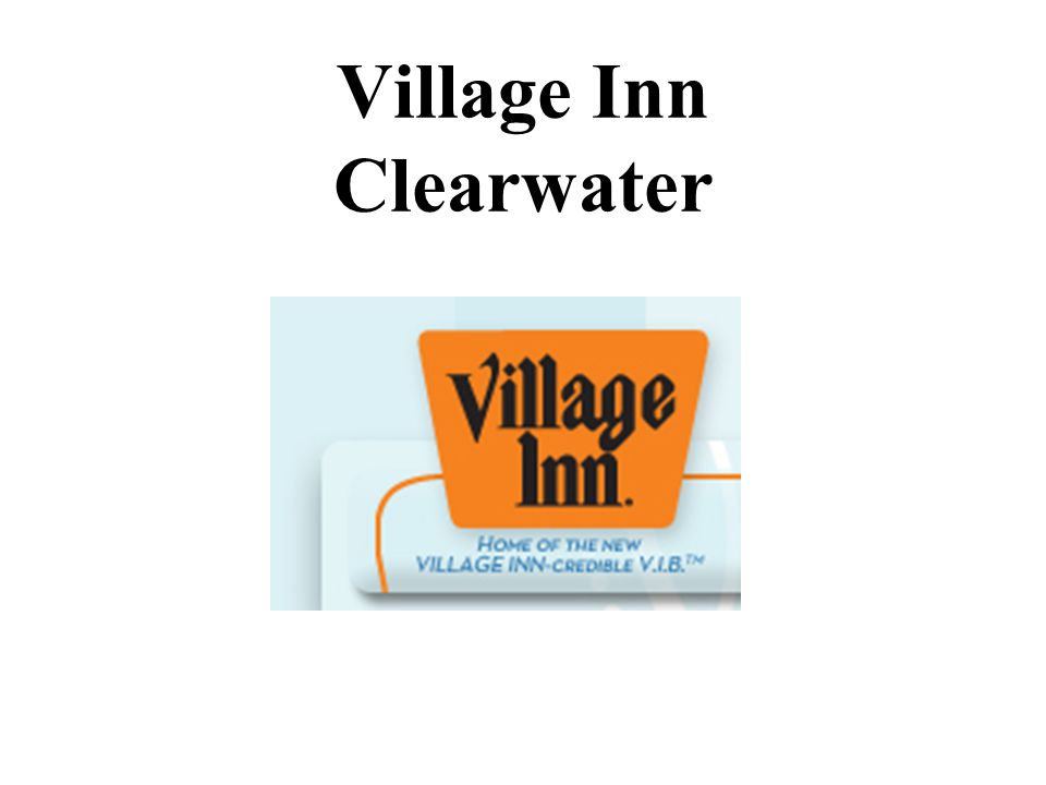 Village Inn Clearwater