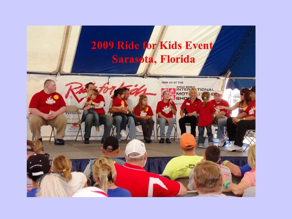 2009 Ride for Kids Event Sarasota, Florida