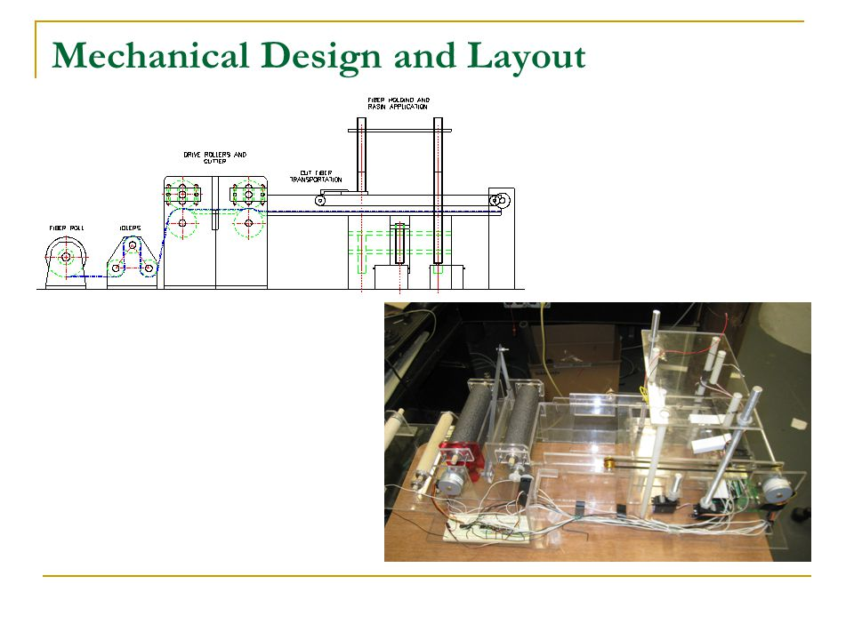 Mechanical Design and Layout
