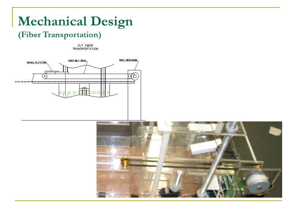 Mechanical Design (Fiber Transportation)