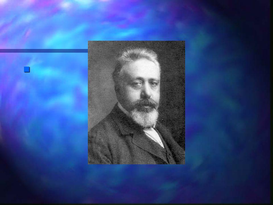 Vito Volterra n Born –Ancona, Papal States (now Italy) –May 3rd, 1860
