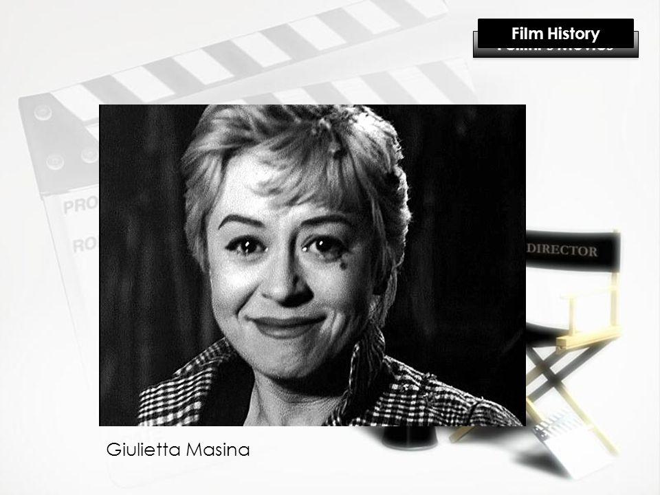 Giulietta Masina Fellini's Movies Film History