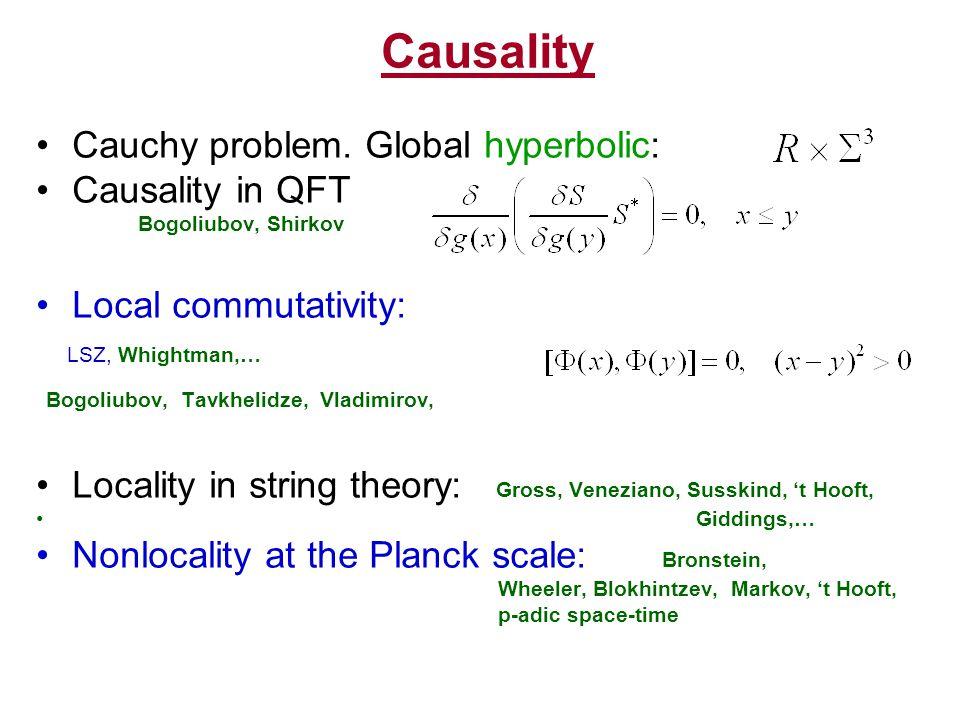 Cauchy problem.