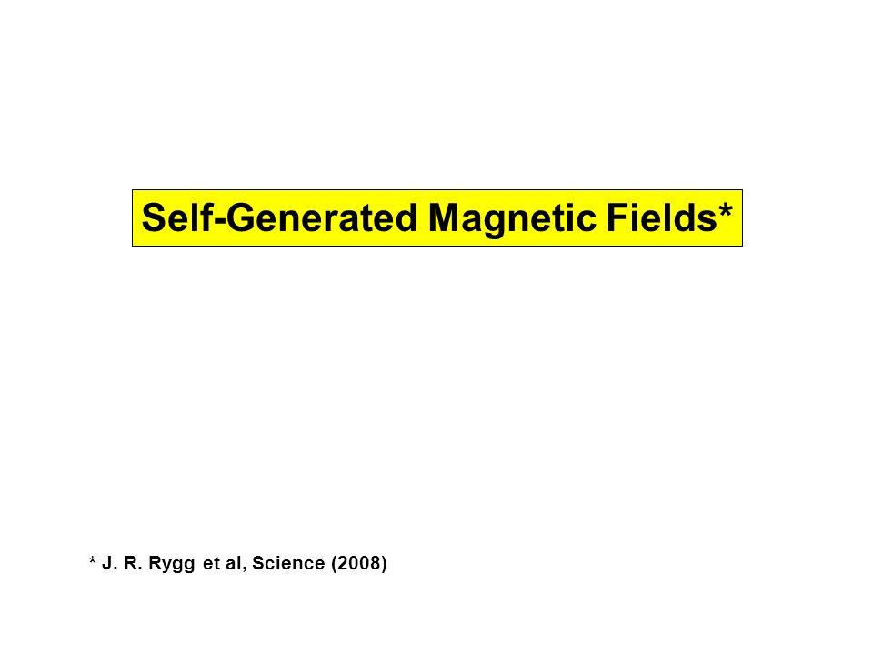 The MIT proton radiography experiments measure EM fields generation during ICF implosions J.