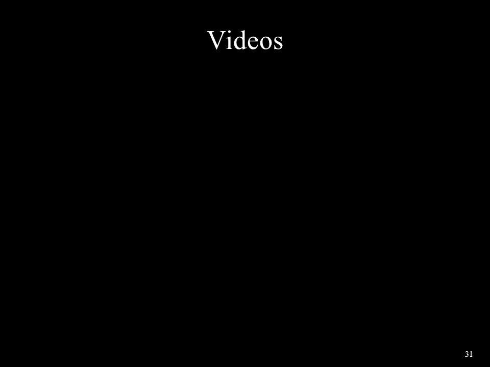 31 Videos