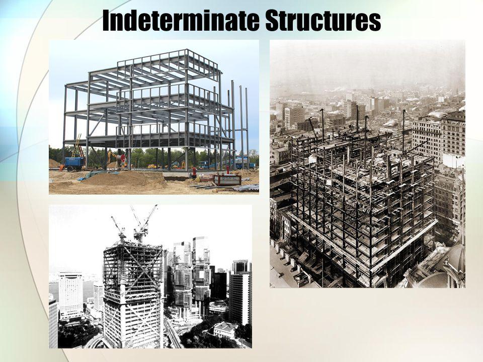 Indeterminate Structures