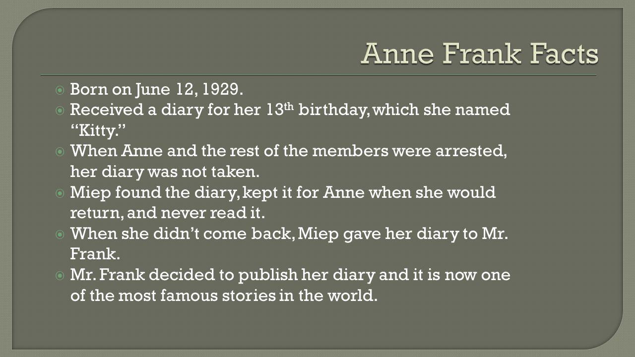  Born on June 12, 1929.