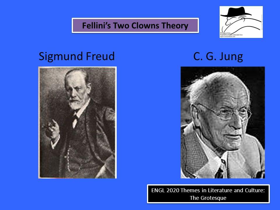Sigmund FreudC. G.