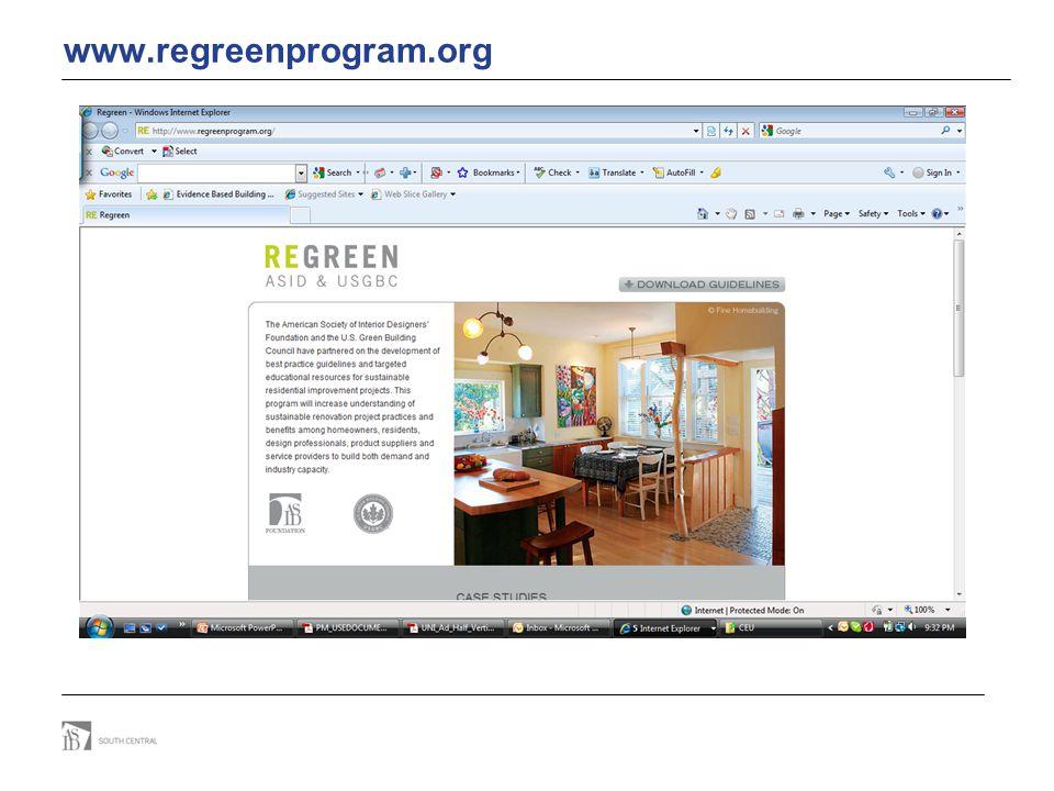 www.regreenprogram.org
