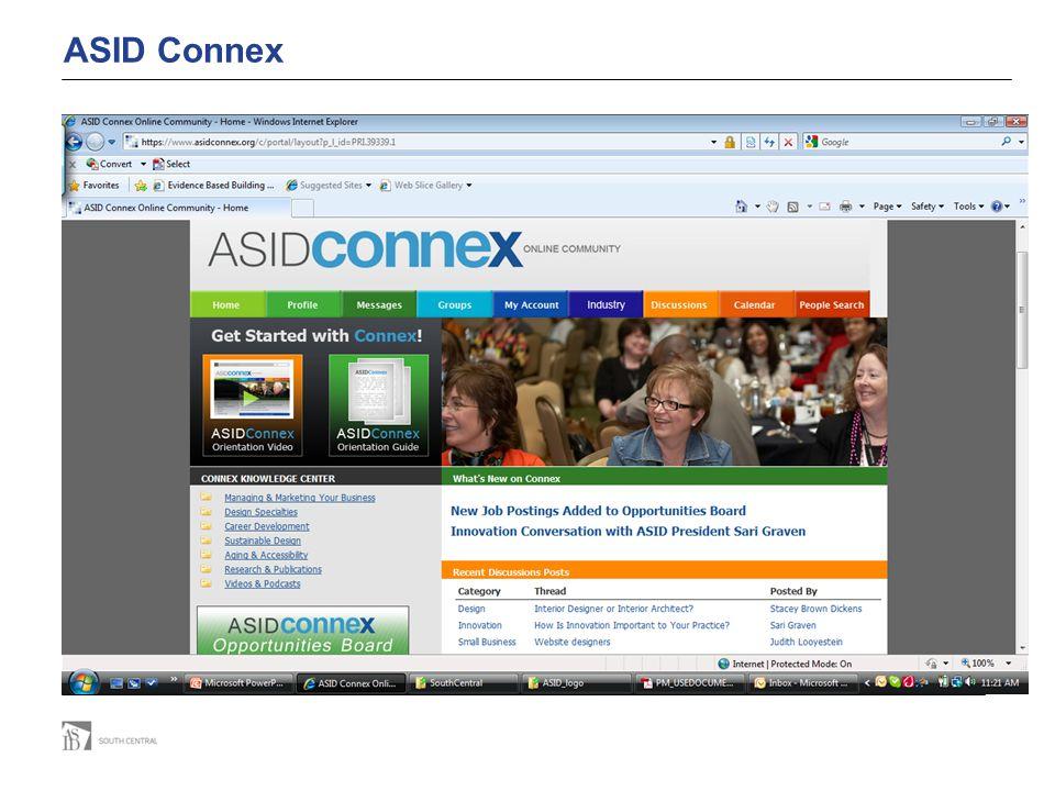 ASID Connex