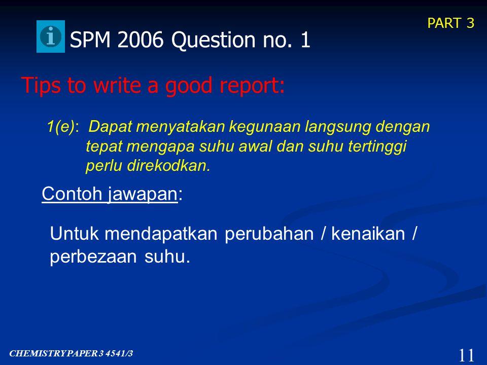 PART 3 10 SPM 2006 Question no.