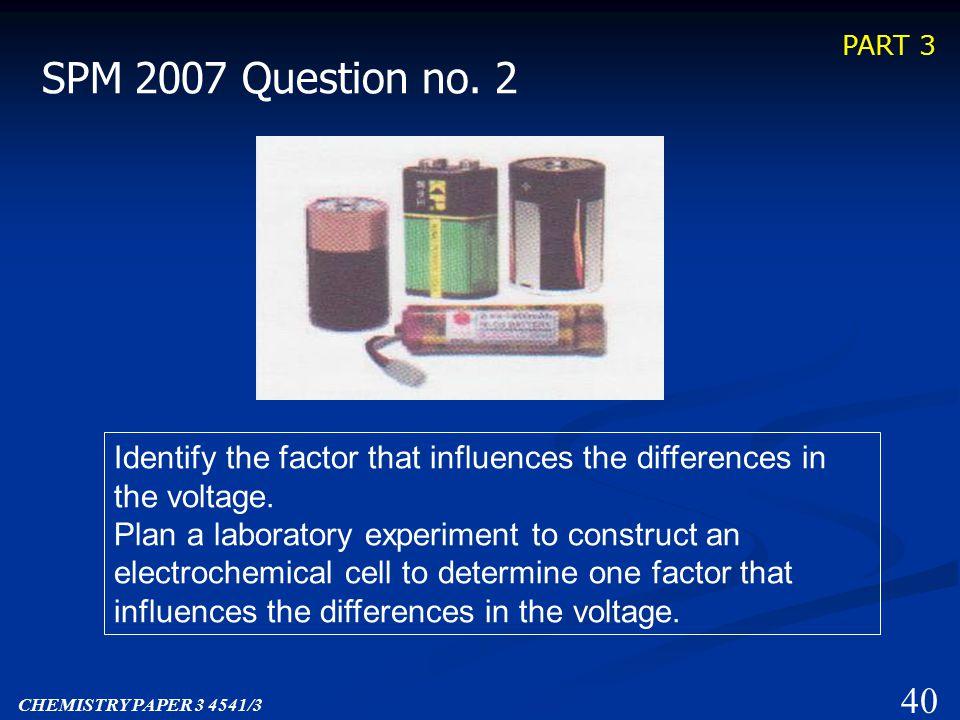 PART 3 39 SPM 2007 Question no.