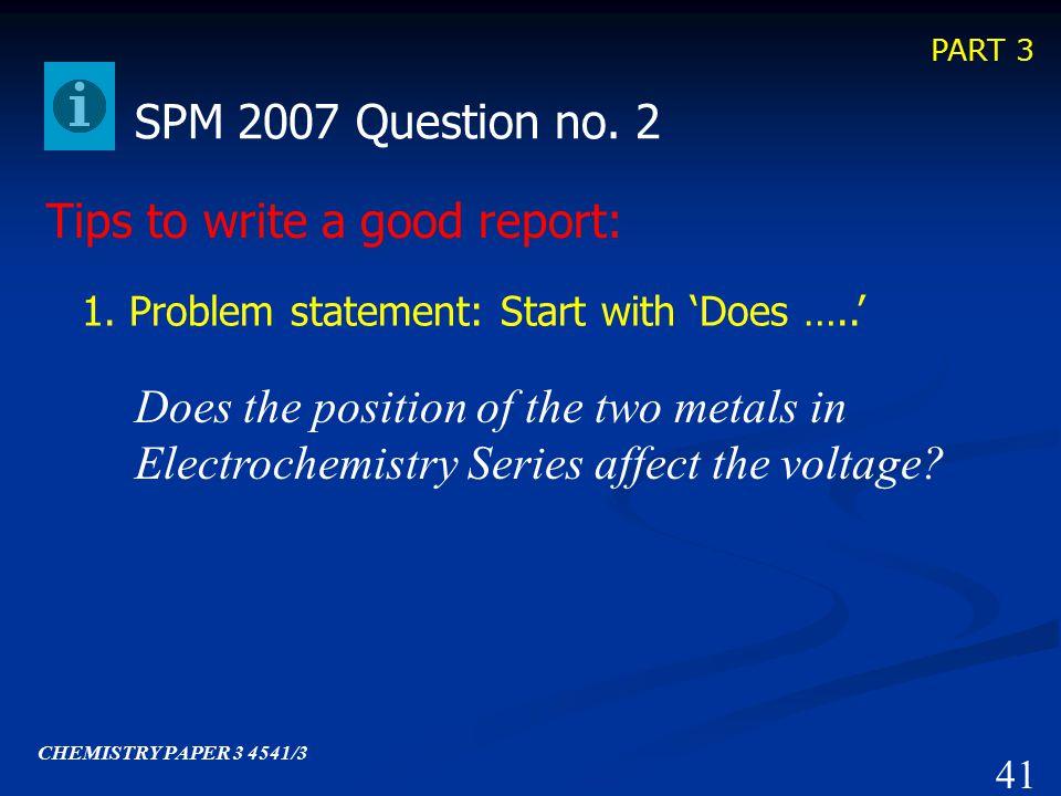 PART 3 40 SPM 2007 Question no.