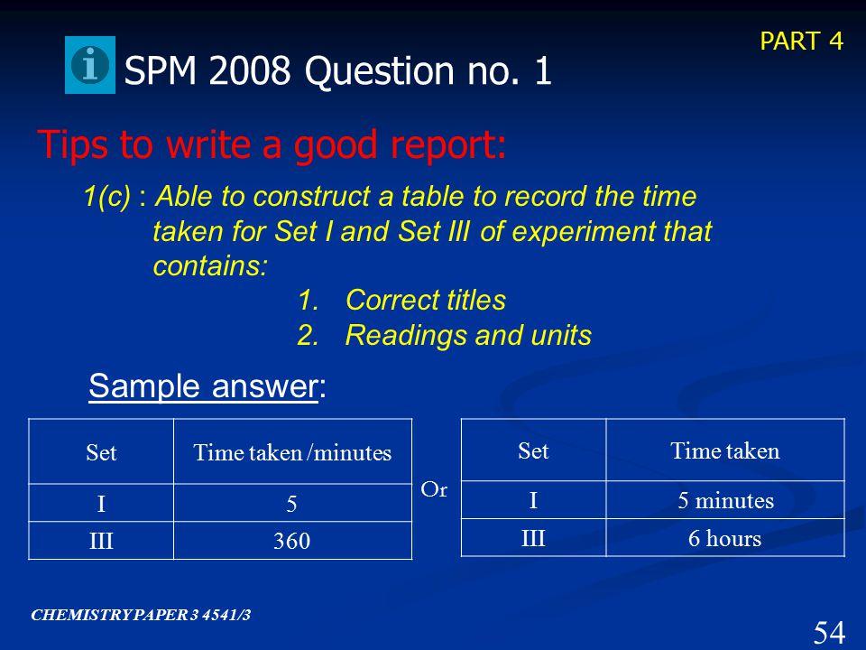 PART 4 53 SPM 2008 Question no.
