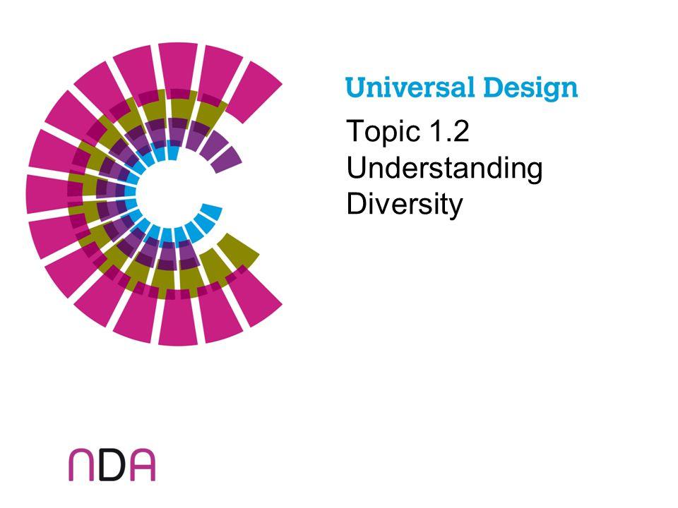 Topic 1.2 Understanding Diversity
