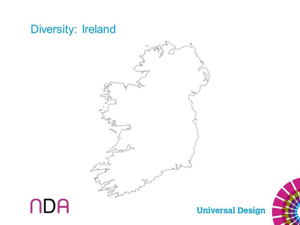 Diversity: Ireland