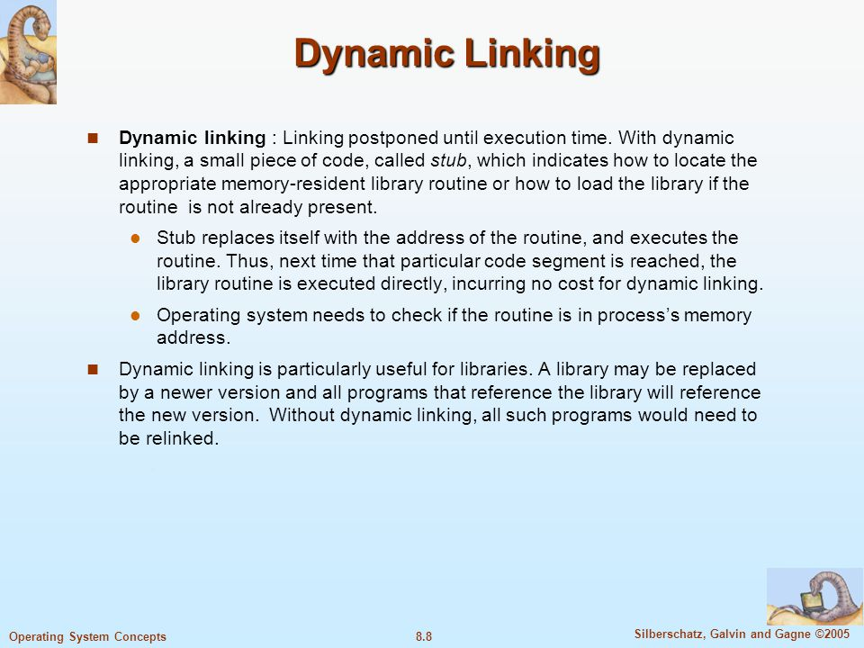 8.39 Silberschatz, Galvin and Gagne ©2005 Operating System Concepts Segmentation Memory-management scheme that supports user's view of memory.