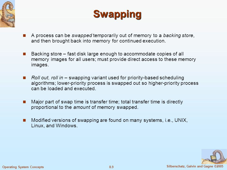 8.30 Silberschatz, Galvin and Gagne ©2005 Operating System Concepts Two-Level Paging Example A logical address (on 32-bit machine with 4K page size) is divided into: a page number consisting of 20 bits.