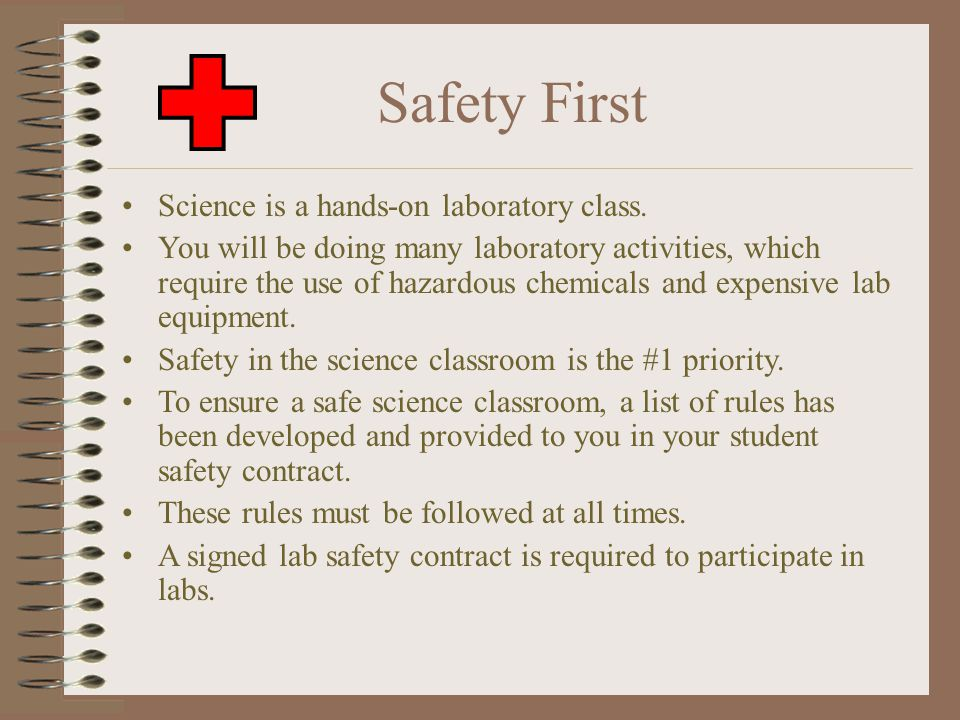 Safety In the Science Lab Rules and Symbols Lab Safety: Everyone Is Responsible! Mrs. Page ASID 2014-2015