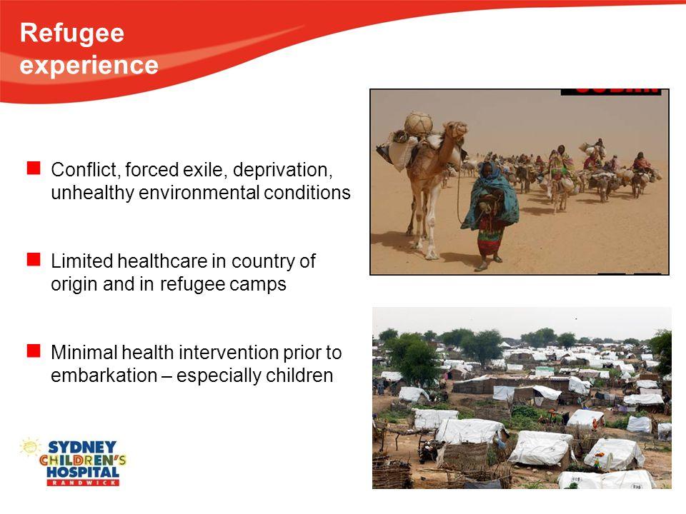Rwandan refugee camp, East Zaire