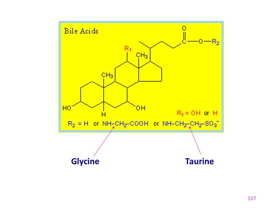 107 GlycineTaurine