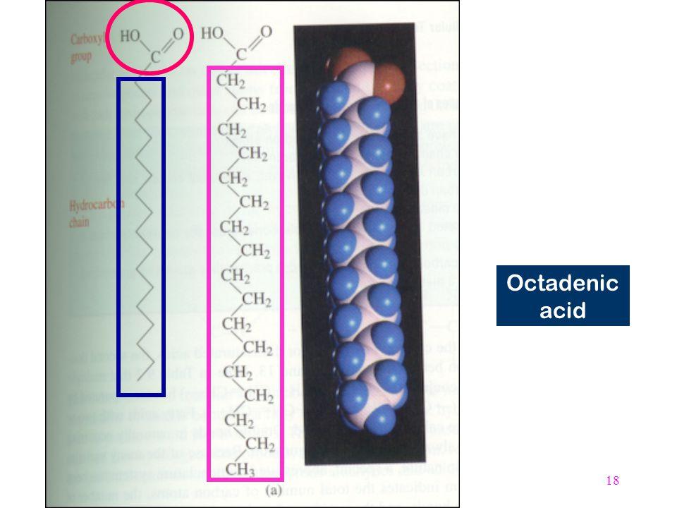 18 Octadenic acid