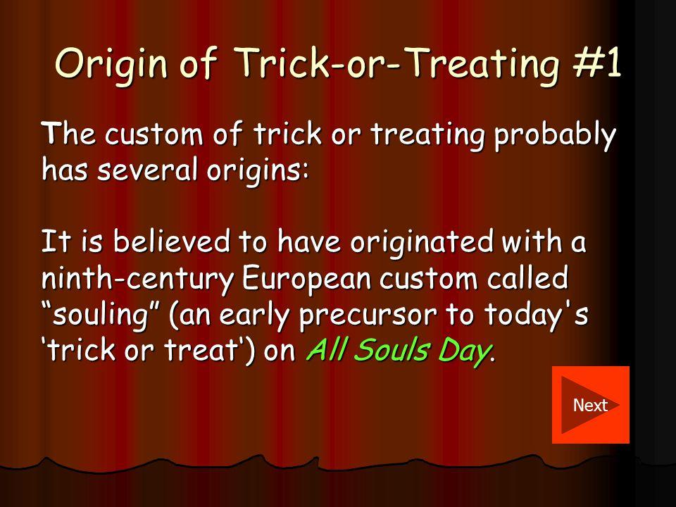 Trick-or-Treating on Halloween Night Jinny Han Next