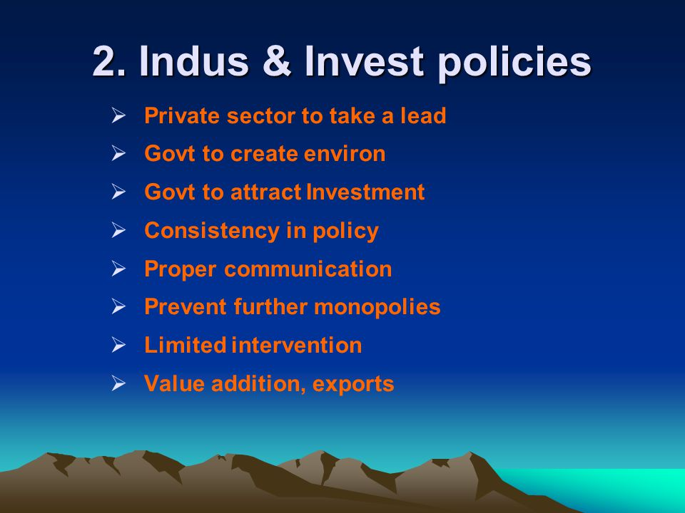 3.EPZ Foreign Investment Act (Act no.
