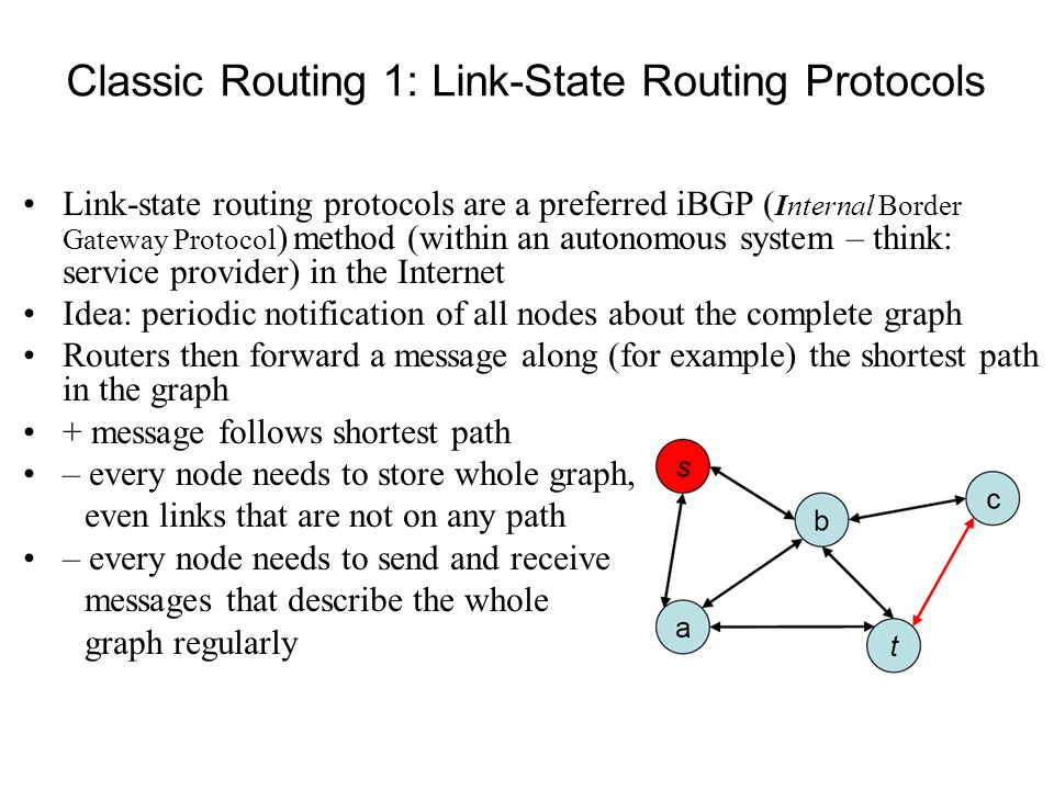 Trick 7: Clustering Idea: Group the ad-hoc nodes into clusters (if you want hierarchically).