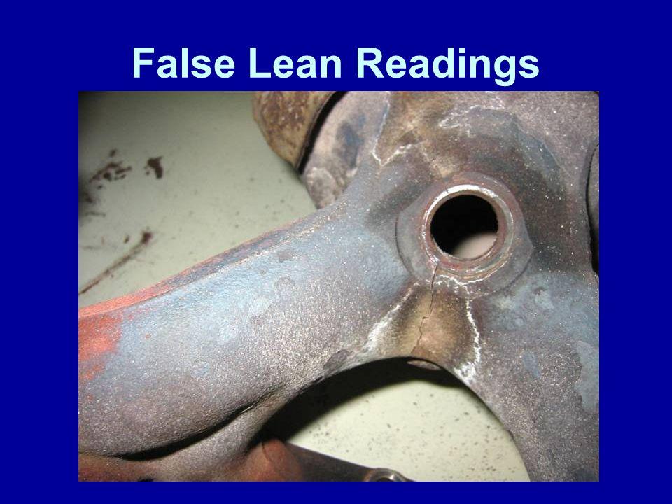 False Lean Readings