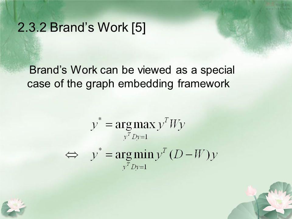4.2 A Non-Gaussian Case