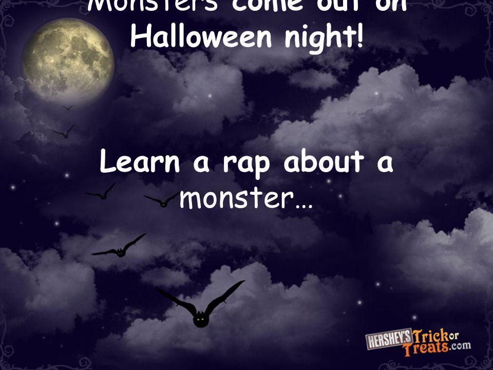 Halloween words Listen and read these words about Halloween : haunted house, witch, vampire, werewolf, ghost, black cat, bat, spider, pumpkin, jack-o-