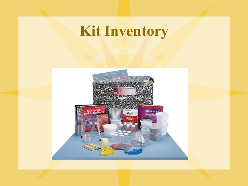 Kit Inventory