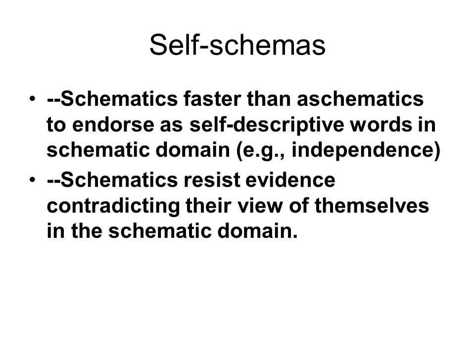 Spontaneous self-concept Spontaneous self-concept (McGuire): Specific aspects of self that are triggered by the features of the current situation.