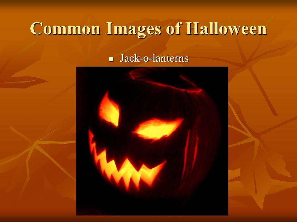 Common Images of Halloween Jack-o-lanterns Jack-o-lanterns