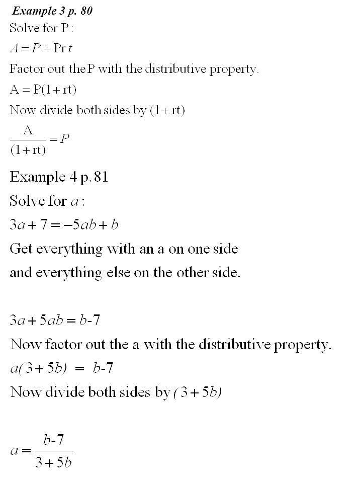 Example 3 p. 80