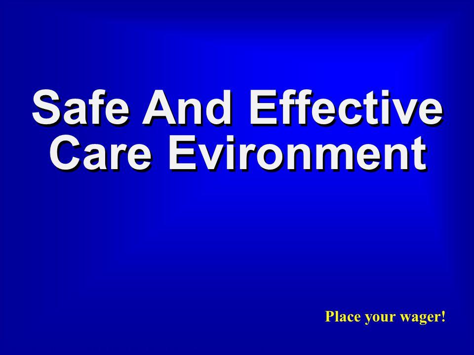 ©Anneliese Garrison, RN BSN CLNC Web Site: www.caring4you.net Final Jeopardy!