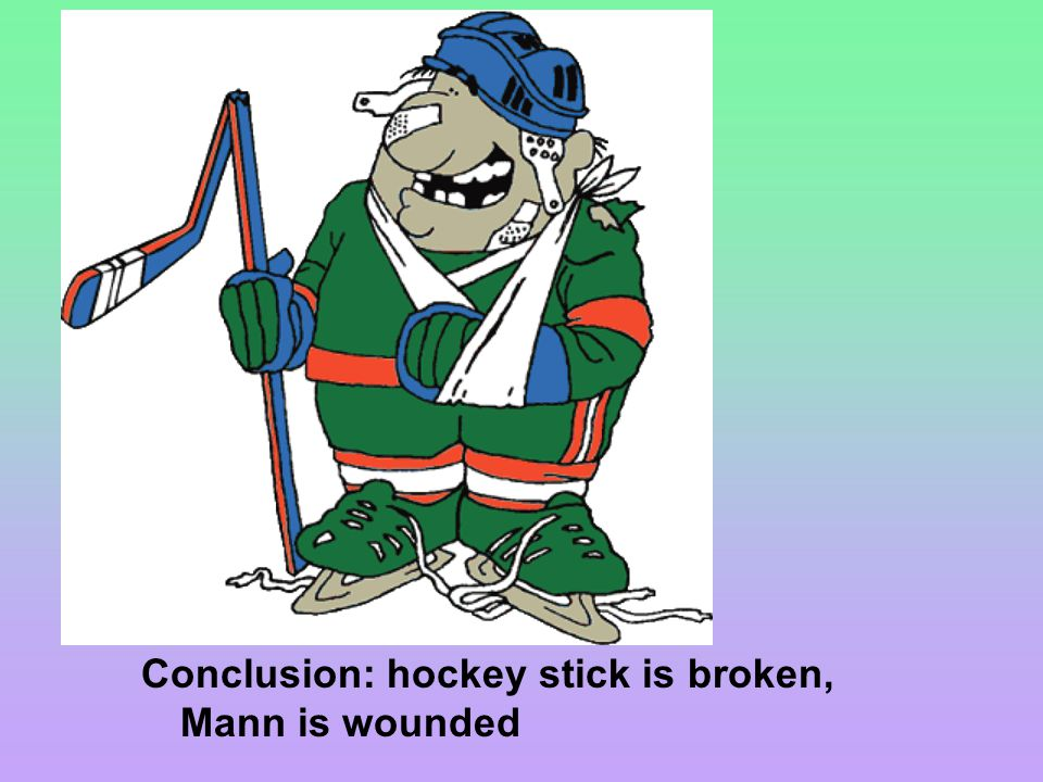 Conclusion: hockey stick is broken, Mann is wounded