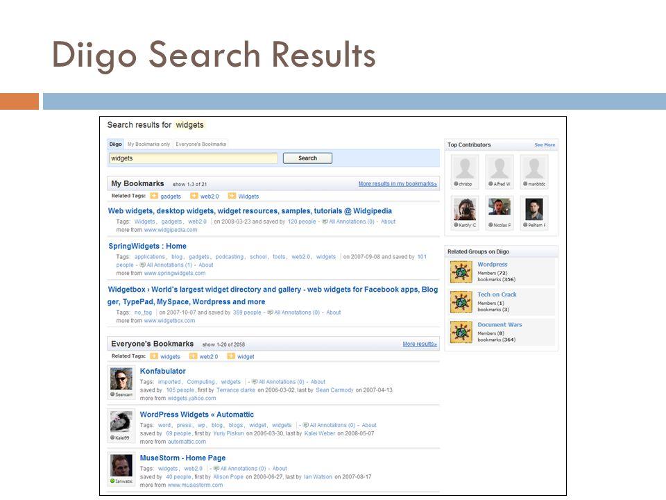 Diigo Search Results