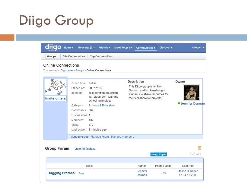 Diigo Group