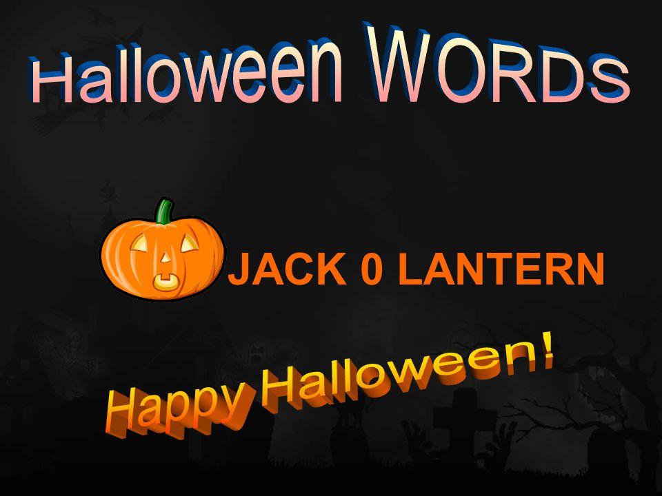 JACK 0 LANTERN